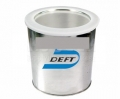 Deft 03-GY-401 Gray 16251 Epoxy Topcoat Paint -加仑包装