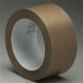 3M 5451 PTFE GLASS CLOTH TAPE 1IN X 36YDS ROLL