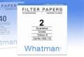 英国Whatman 10029636,Grade 2纤维素定性滤纸1INx5.5IN