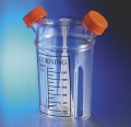 美国Corning康宁3580,1L悬浮细胞培养瓶,透气盖