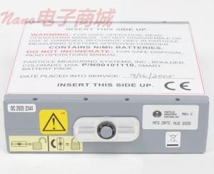 PMS Lasair III 310 C 350L 5100 L便携式粒子计数器专用原厂电池