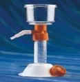Corning/康宁 431117  瓶口真空过滤器500ml 70mm膜直径 33mm颈尺寸 0.22um孔径PES(聚醚砜)适配45mm瓶颈,灭菌,单独包装