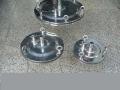 不锈钢微孔滤膜单层单向平板过滤器msd150