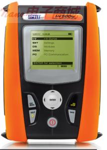 HT IV500W便携式I-V曲线测试仪