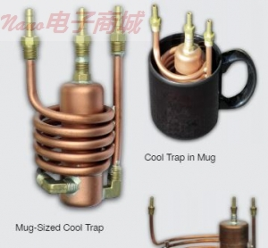 美国DURRIDGE测氡仪RAD7,Mug Sized Cool Trap