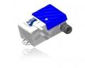 美国setra西特微差压变送器、传感器 2661-500LD-AC-T1-C