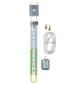 德威尔 Dwyer 1223-M1000-W/M U型管压力计