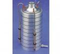 美国热电Thermo 20-810八级非生物 Andersen 级联撞击采样器