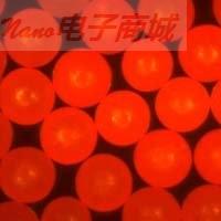 美国cospheric Fluorescent Red Polyethylene Microspheres 0.995g/cc - Various Sizes 10um to 1180um (1.2mm)