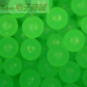 美国cospheric Fluorescent Green Polyethylene Microspheres 1.025g/cc - Various Sizes 10um to 1000um (1mm)