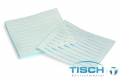 Tisch TE-230-WH,纤维素开槽收集基材,100个/盒