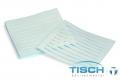 Tisch TE-230-EPM,高纯度玻璃纤维开槽收集基板,100个/箱
