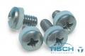 Tisch  TE-6001-2.5-12,螺栓和垫圈,4件套