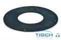 Tisch TE-1004-2,法兰垫片,PUF电机组件