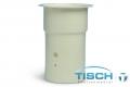 Tisch TE-5005-3,仅限电机外壳,MFC电机外壳,4个螺栓孔