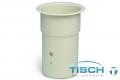 Tisch TE-5070-2,电机外壳,VFC电机组件,8螺栓孔