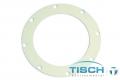 Tisch TE-5070-3,VFC电机固定环,8个孔