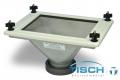 Tisch TE-5003,用于非流量控制的总悬浮颗粒(TSP)高容量空气采样器的过滤器支架