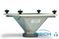 Tisch TE-5003V。 用于体积流量控制(VFC),总悬浮颗粒(TSP)高容量空气采样器的过滤器支架