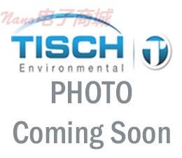 Tisch TE-5001-H,阳极氧化铝TSP防护罩,带MMC方孔的正面,带有山形盖
