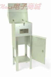 Tisch  TE-5001,阳极化铝TSP防护罩,实心正面,带山墙盖