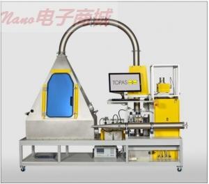 TOPAS VCT家用及商用真空吸尘器测试台