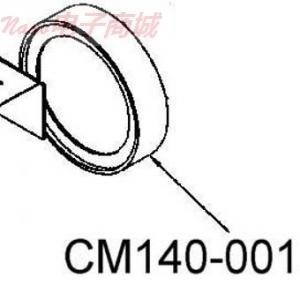 美国UIC CM140-001 OPTICAL FILTER, 620 NM 直销电话:4006609565