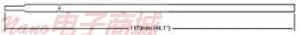 美国UIC CM201-033 COMBUSTION TUBE, LRG. VOL., UF 直销电话:4006609565