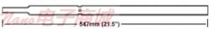 美国UIC CM201-041 COMBUSTION TUBE, CM5390, EMPTY 直销电话:4006609565