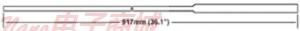 美国UIC CM201-045 COMB. TUBE, SULFUR, ABI, EMPTY 直销电话:4006609565