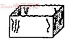 美国UIC CM251-008 BOATS, TIN, 6X6X12MM, 500/PKG 直销电话:4006609565
